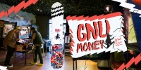 "GNU Early Release ""Money"""
